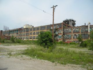 The Carter Carburetor Building: Health Hazard | SciJourner